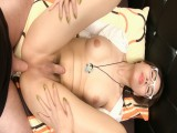 Grace, Coed Angel Cum